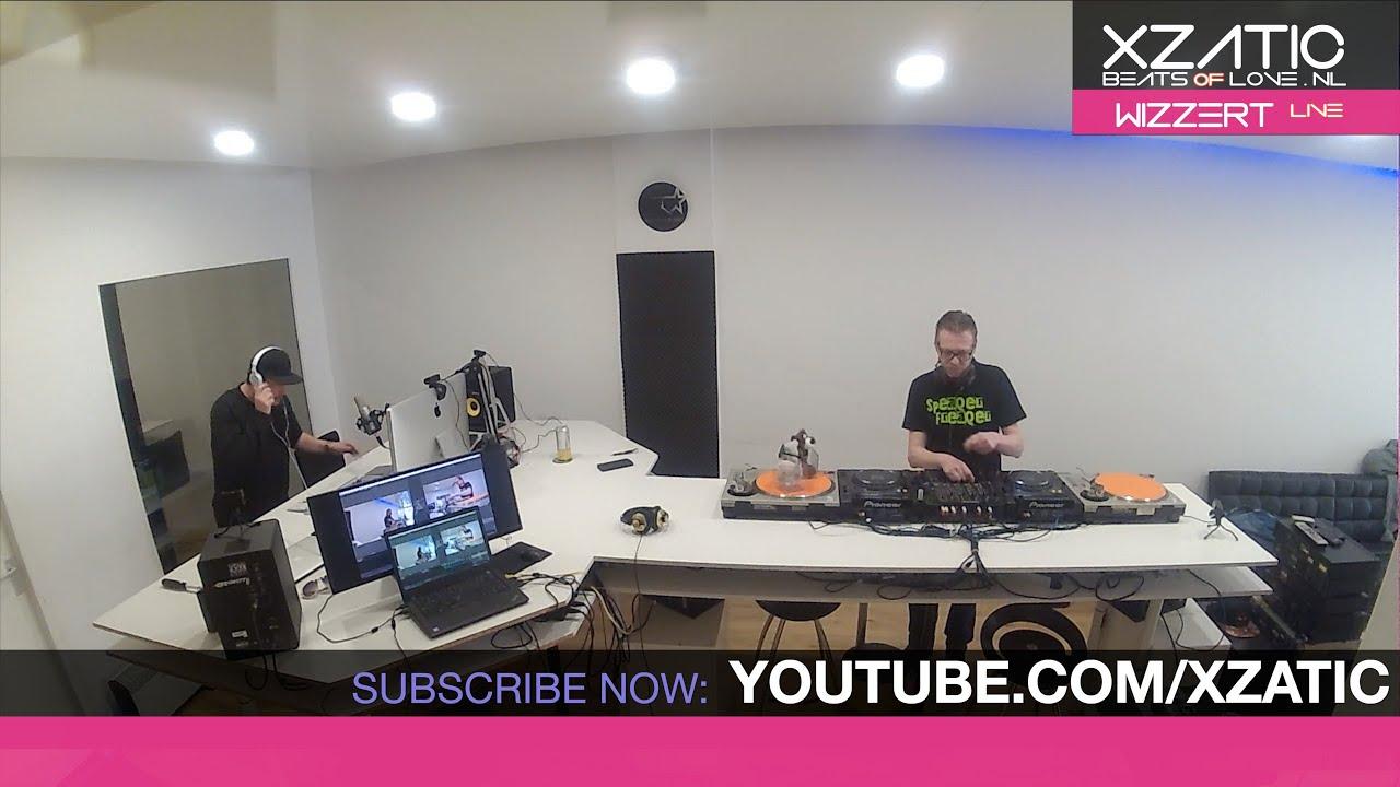 DJ Wizzert at Xzatic