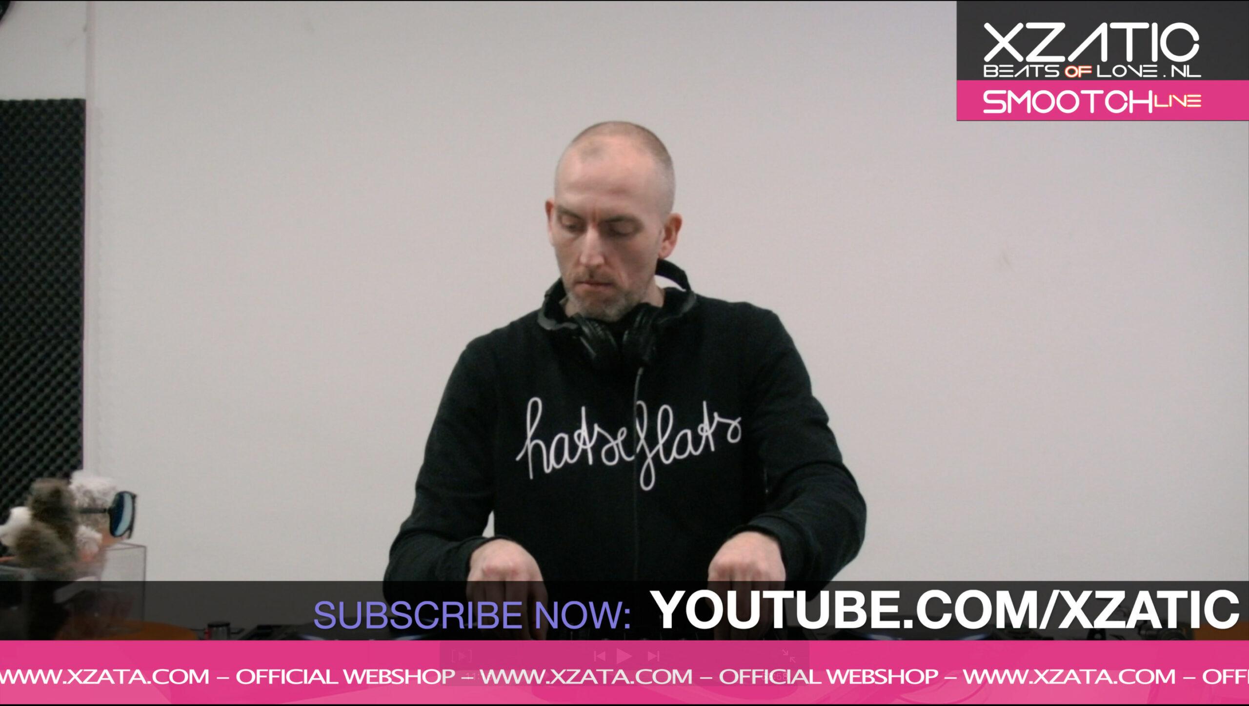DJ Xzatic presents Beats Of Love Smootch